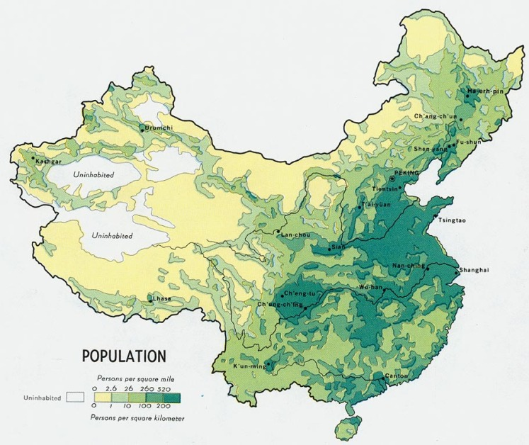 Chinese population