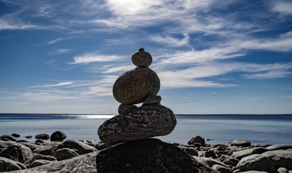 Canva - Rock Balancing